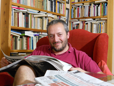 Francisco Silvera habla sobre el Aula del Legado Cultural de Huelva