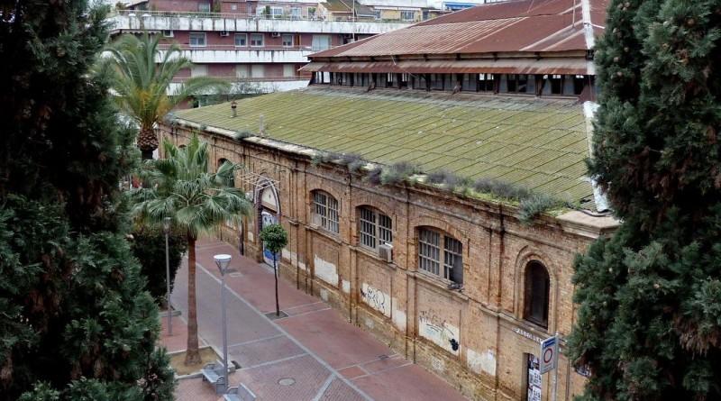 Patrimonio imposible. El extraño caso del Mercado de Santa Fe